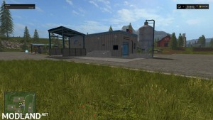 Seed & fertilizer Production PLACEABLE v 1.1, 1 photo